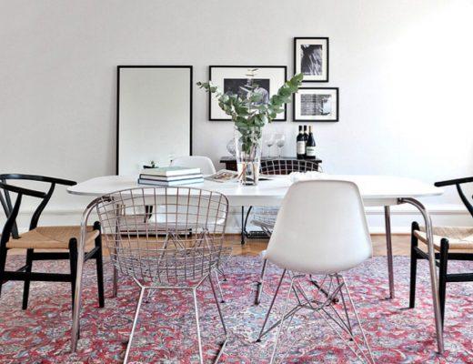 chaises-depareillees-eames-bertoia-diamond-chair-tendance-scandinave-boheme