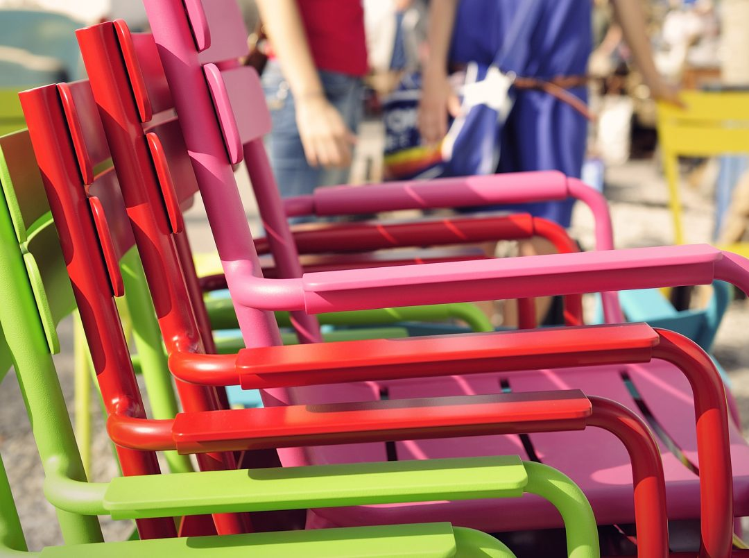 Fauteuils Luxembourg by Fermob