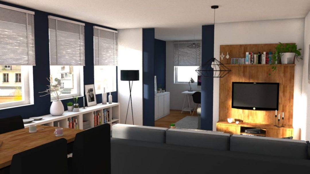 teva-deco-archi-deco-decoration-interieur-sejour-meuble-tv-palette-portes-galandages
