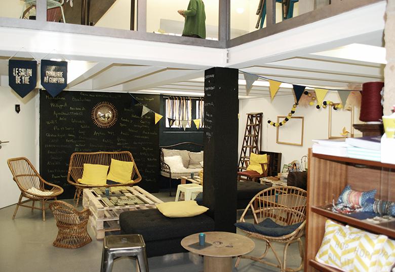 L'Effet Canopée boutique de décoration située à lyon
