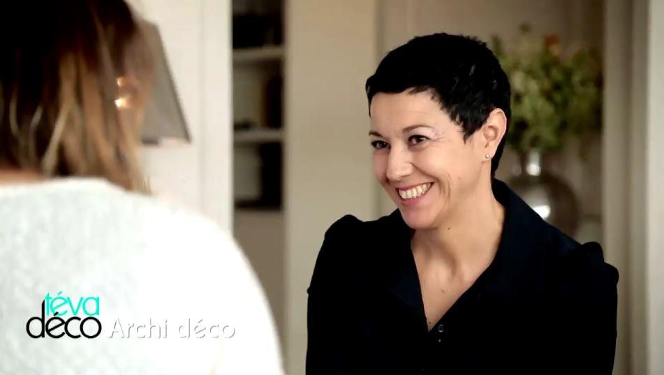 Une pièce de vie transformée par Jessica Venancio pour Teva Deco