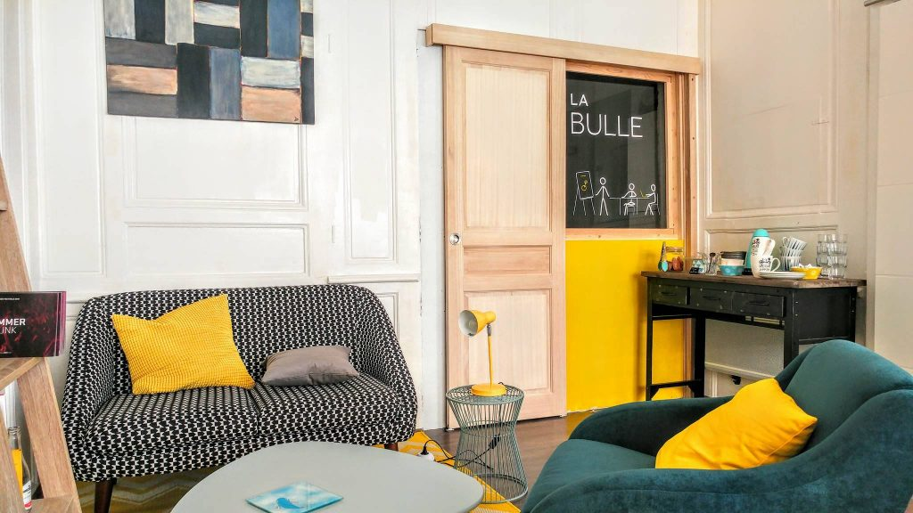 La Bicoque, coworking café à Bordeaux