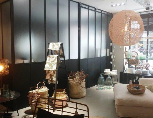 La Maisons Poétique conceptore deco à Bordeaux style ethnique
