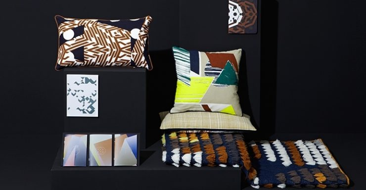 Collection Mapoésie, avec le tapis Elixir