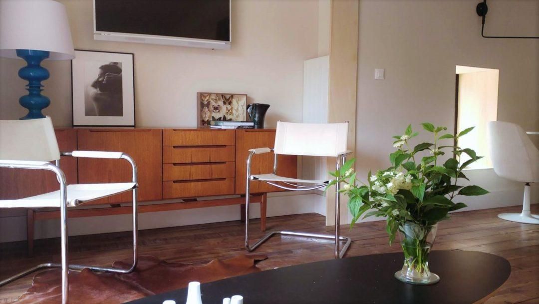 L'Annexe Chez Laurence du Tilly, des chambres d'hôtes de luxe aux accents scandinave !