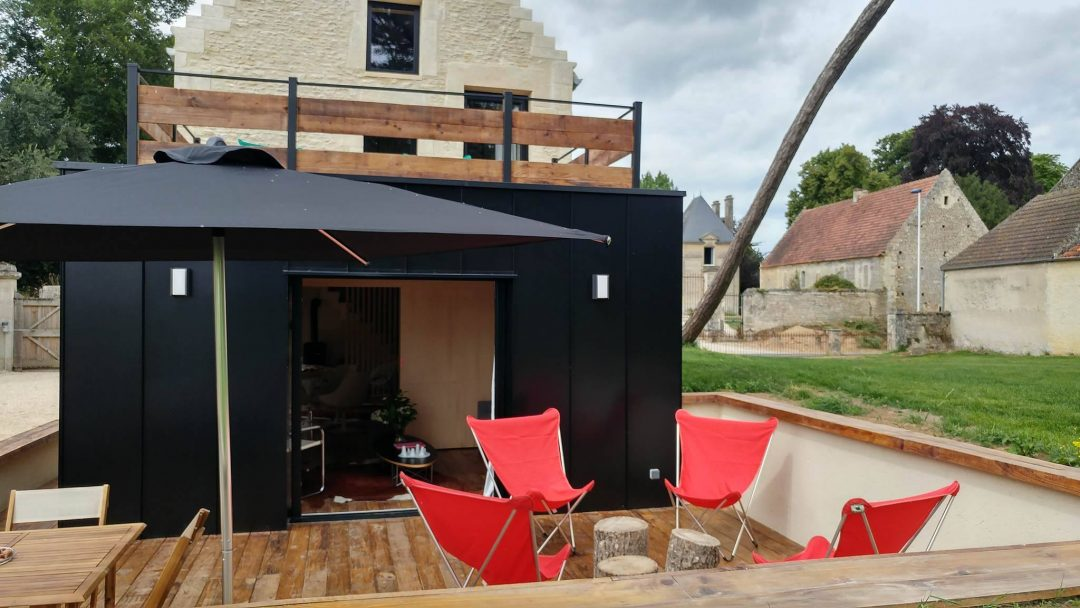 terrasse-caen-chez-laurence-du-tilly-appartement-hote