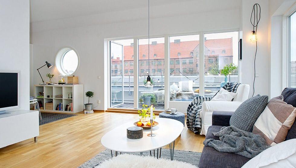 la po sie d une fen tre ronde dans votre int rieur. Black Bedroom Furniture Sets. Home Design Ideas