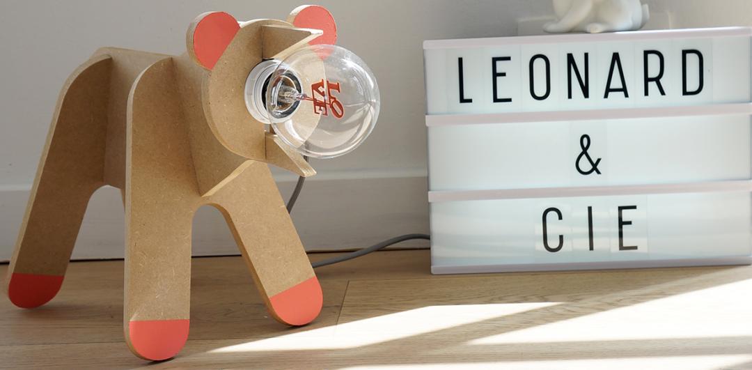 Leonard&Cie : Inspiré par les enfants, créé pour eux !