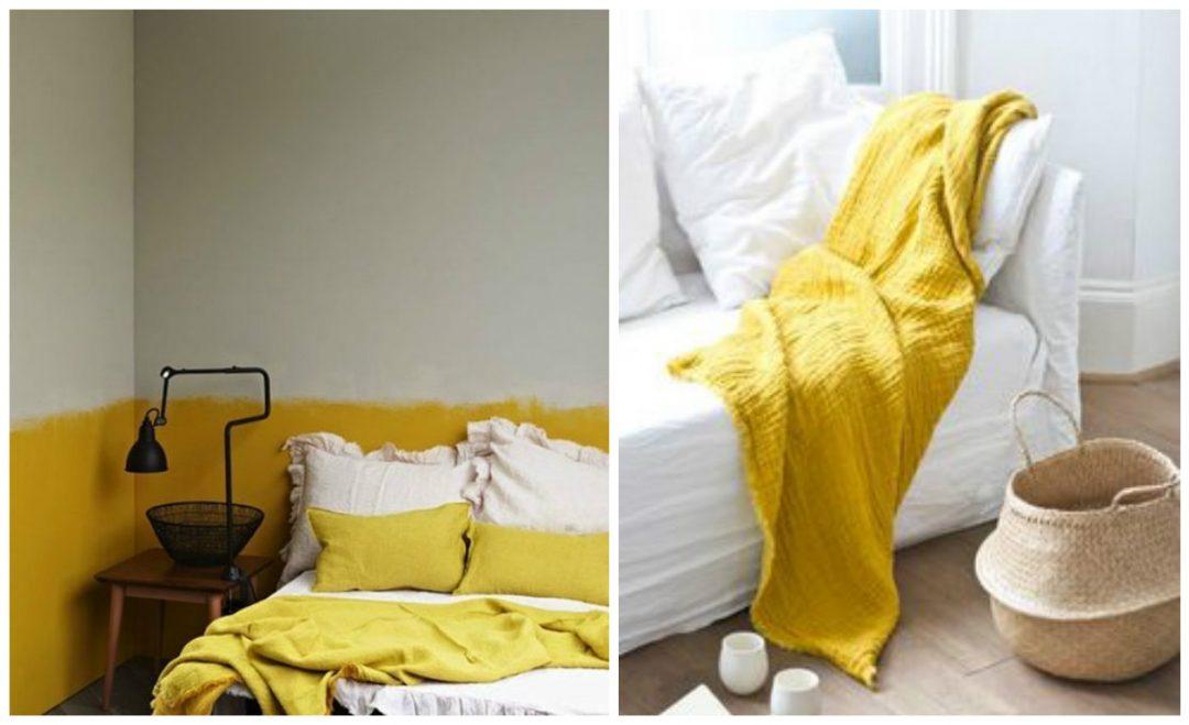 Deco moutarde inspiration moutarde moutarde raffine for Cuisine jaune moutarde