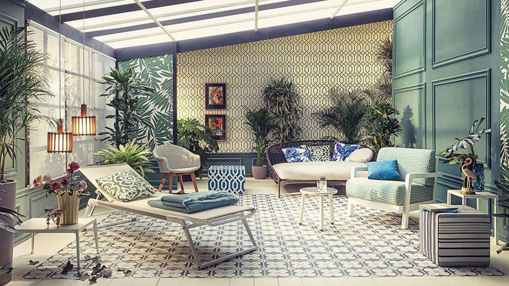 Des vérandas aux allures de jardins d'hiver - Aventure Déco