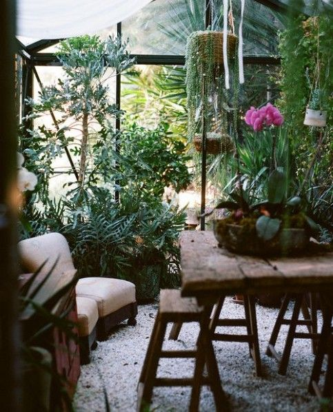 Des vérandas aux allures de jardin d\'hiver • Aventure Déco