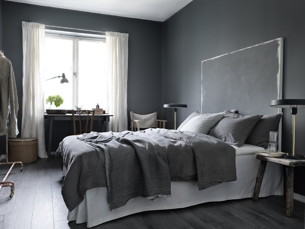 couleurs profondes pour ambiance feutr e aventure d co. Black Bedroom Furniture Sets. Home Design Ideas
