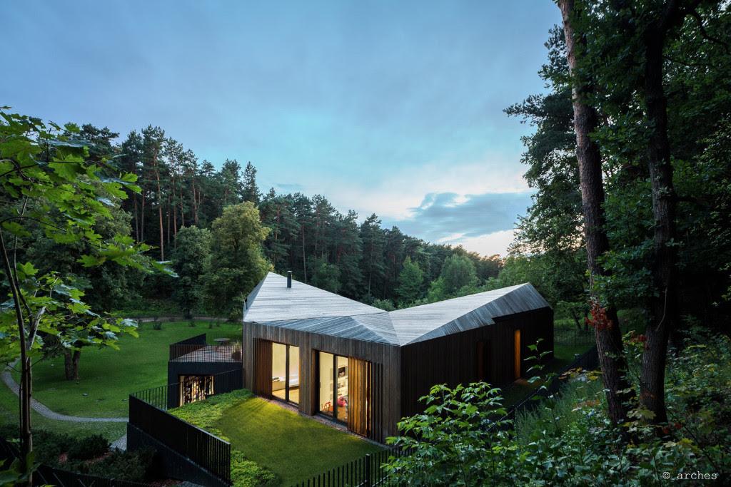 La Valley Villa par le cabinet Arches - Aventure Déco