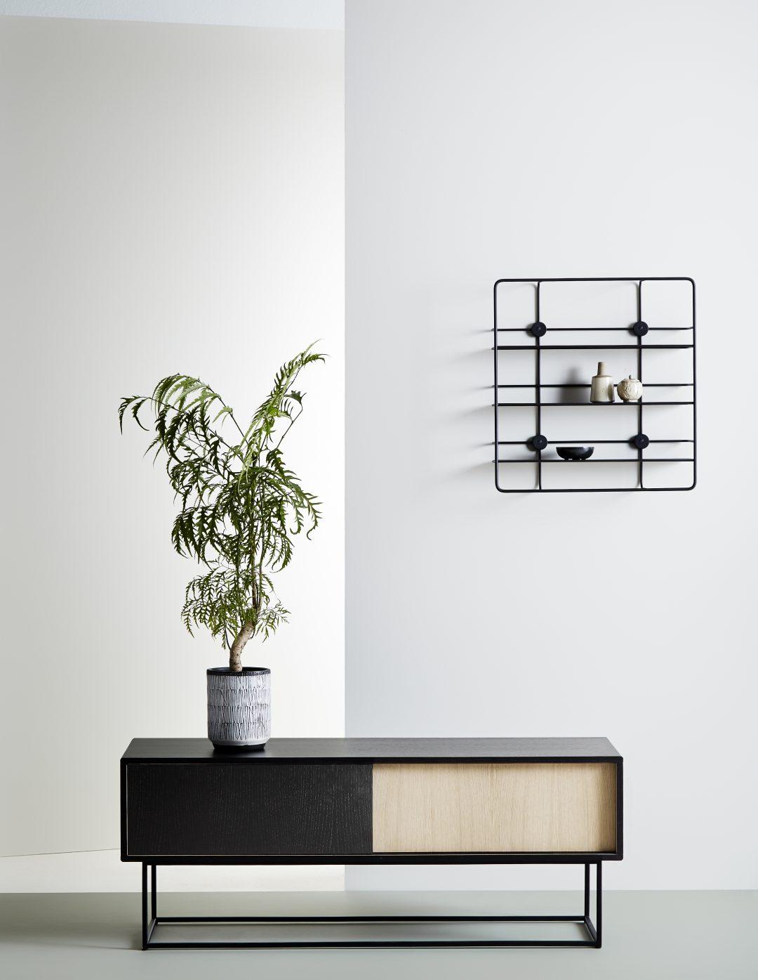 L'indispensable : l'étagère rectangulaire Coupé - Aventure Déco
