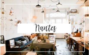 Découvrez le temps d'un parcours deco, les adresses et les boutiques déco incontournables de Nantes