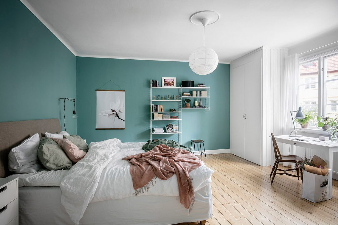 Décorer sa chambre: Mon linge de Lit en Lin Lavé