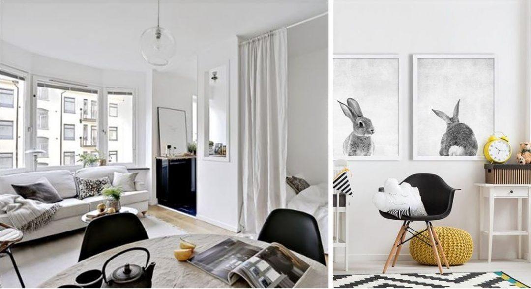 am nager son studio pour accueillir b b aventure d co. Black Bedroom Furniture Sets. Home Design Ideas