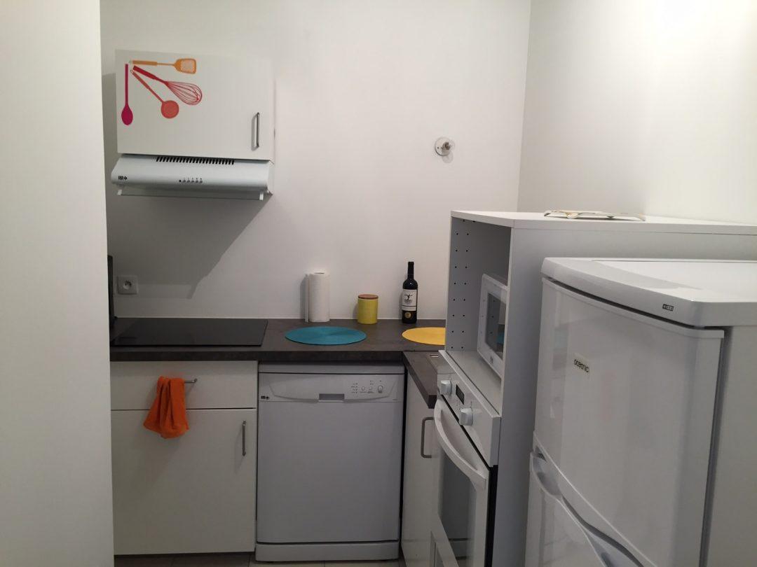 Ouvrir et agencer une petite cuisine aventure d co for Agencer une cuisine