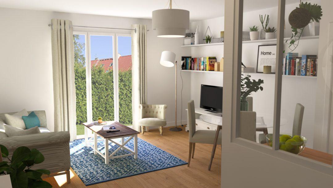 ouvrir et agencer une petite cuisine aventure d co. Black Bedroom Furniture Sets. Home Design Ideas