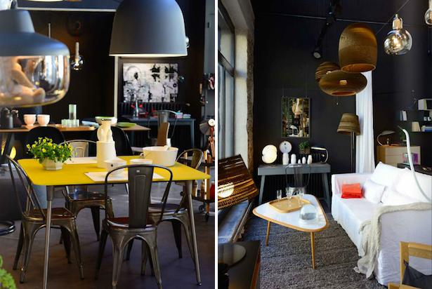 Art de la table, mobilier et accessoires de décoration découvert chez Alibabette à Nantes