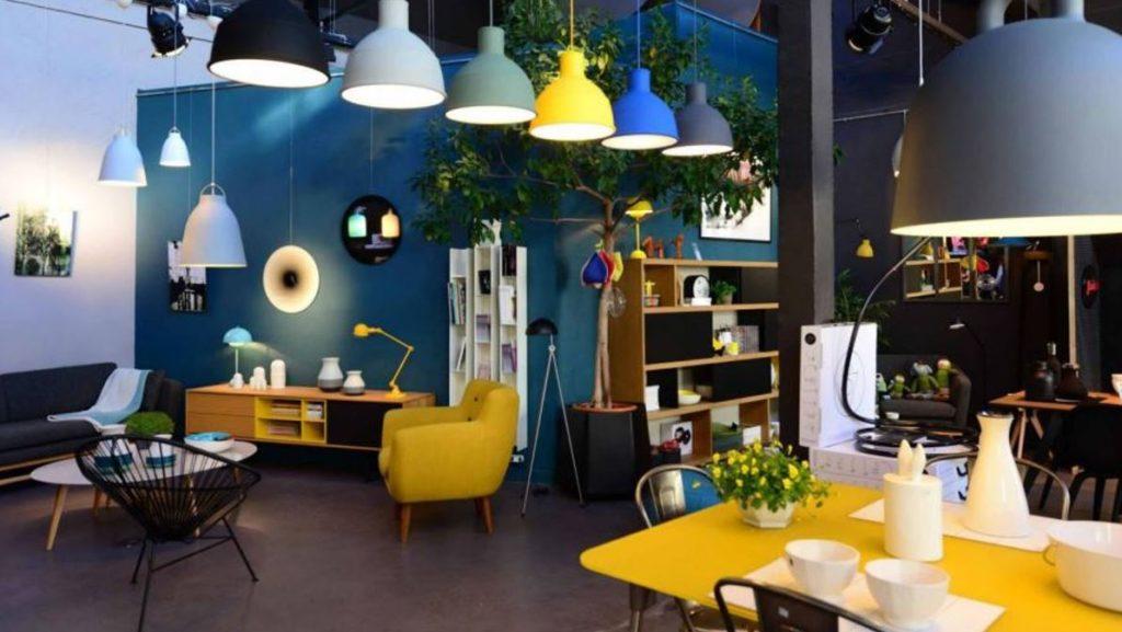 A la découverte du Concept Store Alibabette