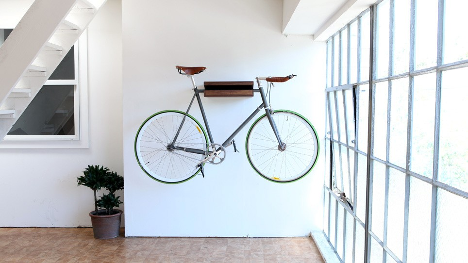 Vélo et porte vélo dans la déco, on en parle ! – Aventure Déco