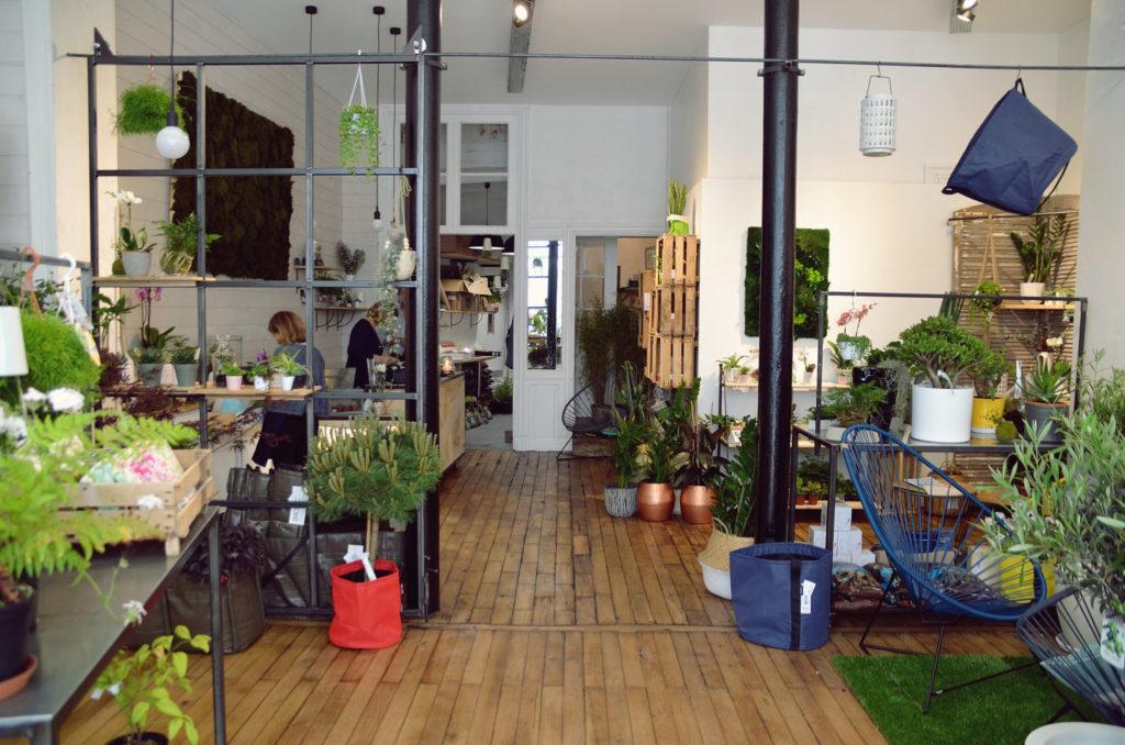 Jane, Jardinerie Urbaine et Récréative