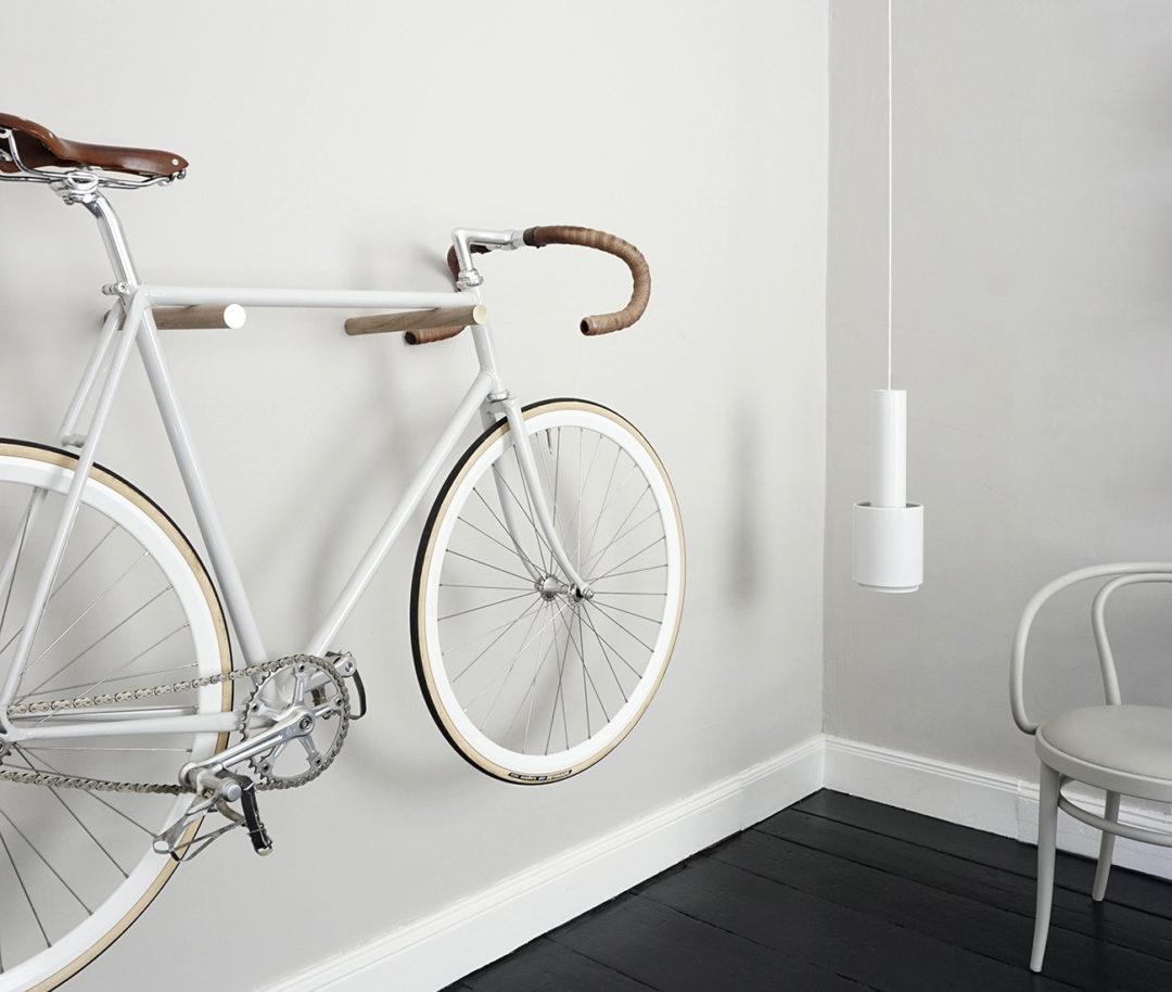 Accroche Velo se rapportant à vélo et porte vélo dans la déco, on en parle ! • aventure déco