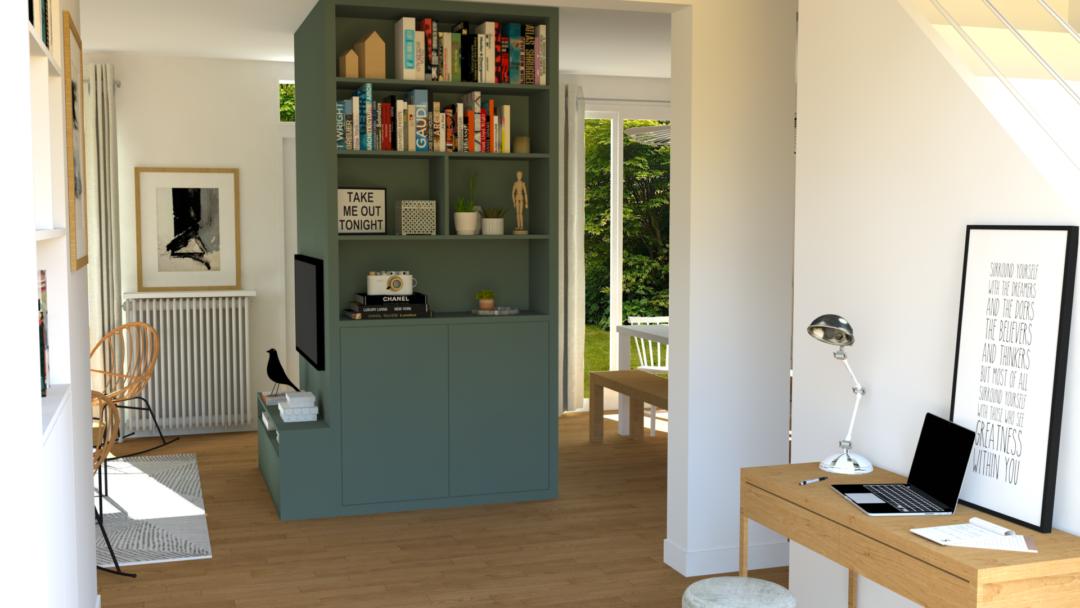 Un meuble 4 espaces 4 fonctions aventure d co - Meuble multifonction ...