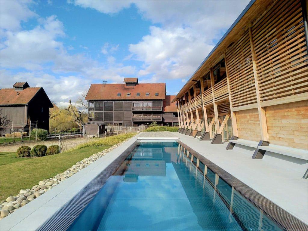 Le Paradis est à Colmar en l'Hôtel des Berges & Spa