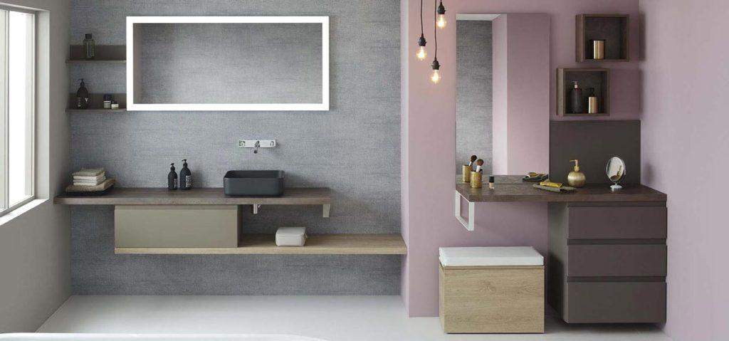 Une salle de bain féminine, mode d'emploi !