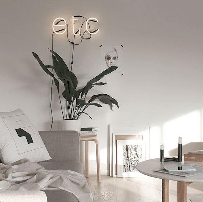 le n on et ses punchlines d co qui font du bien id es de conception de maison. Black Bedroom Furniture Sets. Home Design Ideas