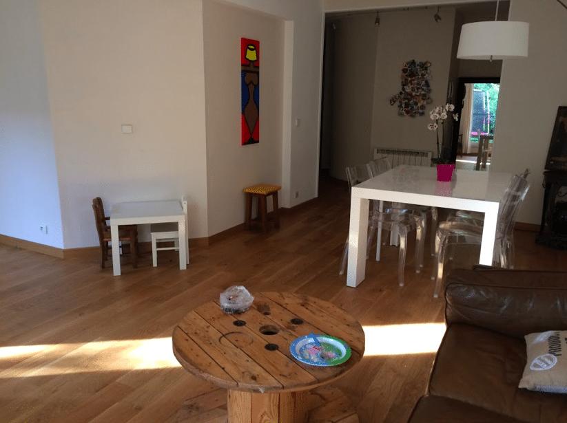 Projet déco - Un salon familial et fonctionnel