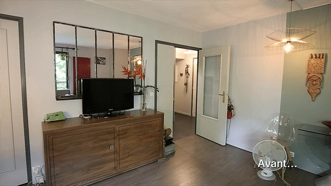 r agencer un deux pi ces pour plus de fonctionnalit aventure d co. Black Bedroom Furniture Sets. Home Design Ideas