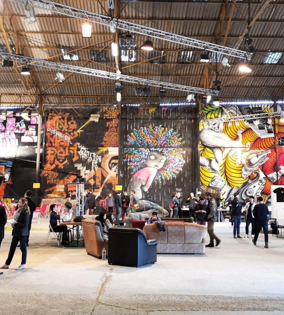 Peinture Fraîche : Festival de Street Art à Lyon