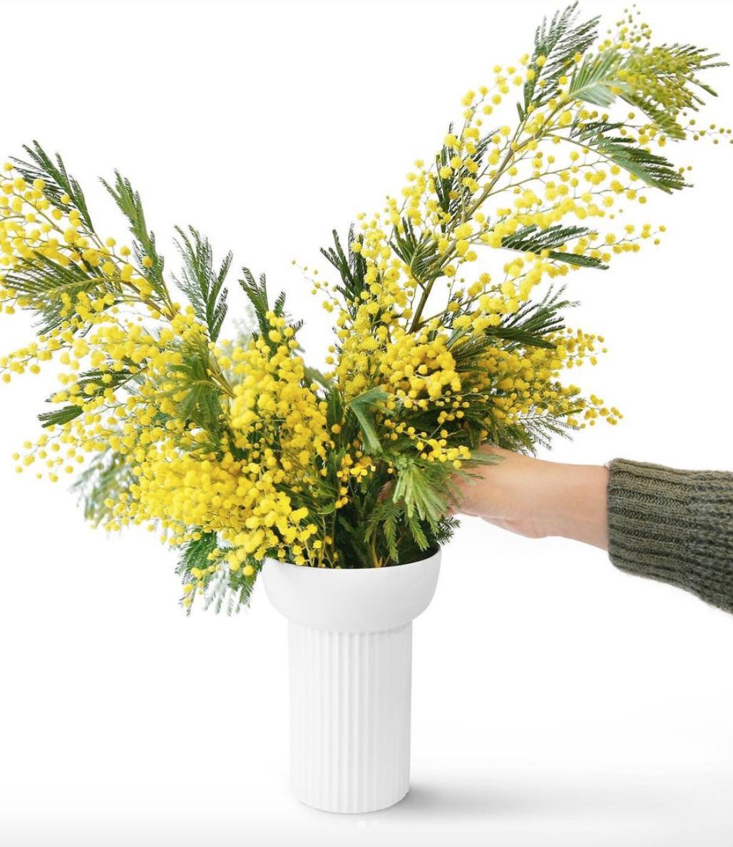 Vase en céramique decoration