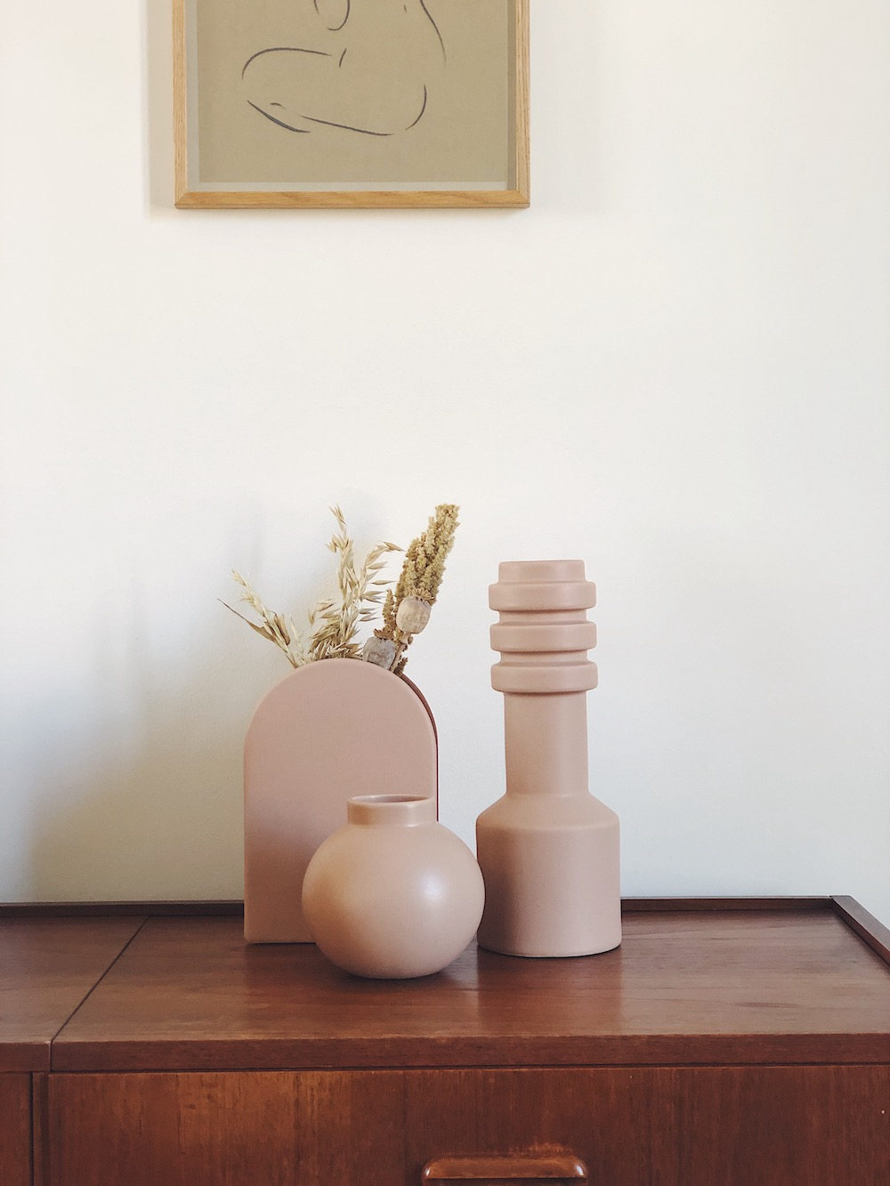 Vase céramique décoration