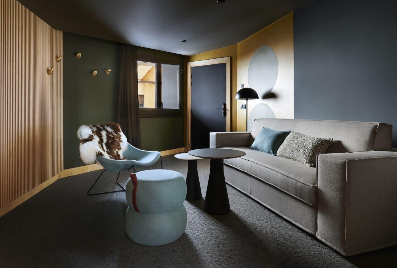 Mil8, le nouveau boutique-hôtel d'Avoriaz