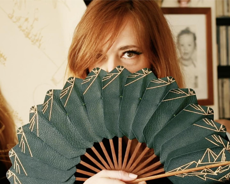 Lucie Monin, artiste doreuse