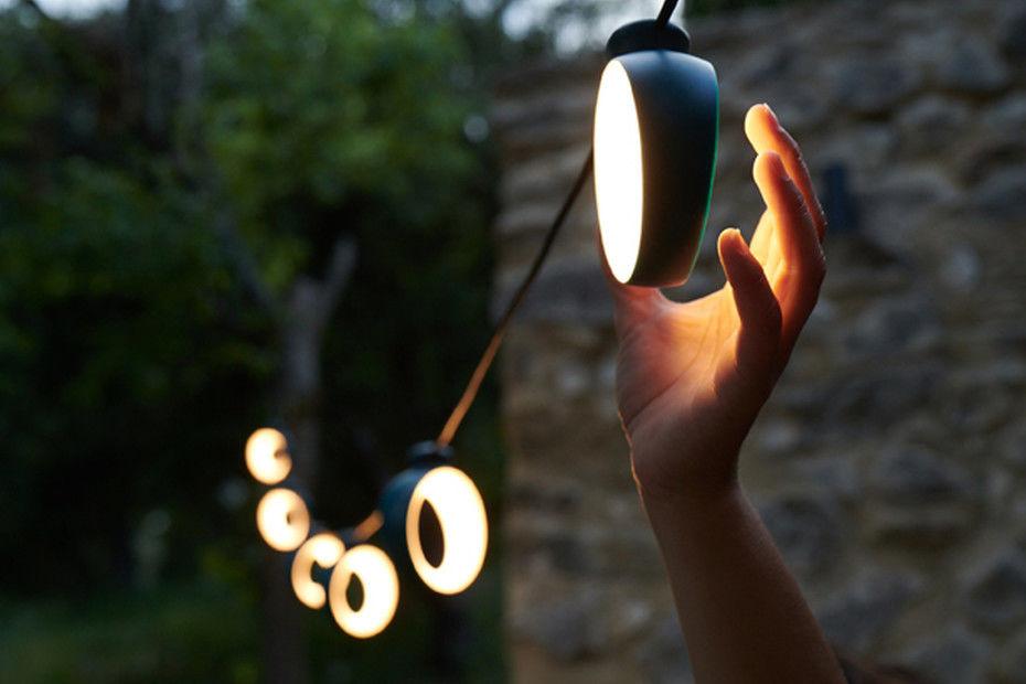 10 guirlandes lumineuses pour un esprit guinguette