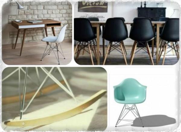 Eames Chair, mode d'emploi