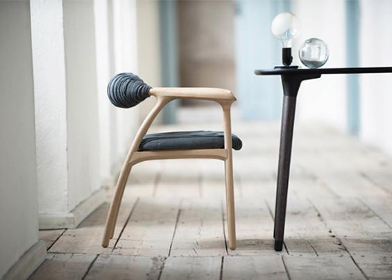 Objet insolite: La Chaise Haptic !