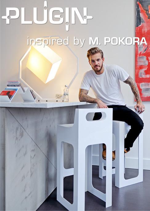Plugin inspired by M.Pokora