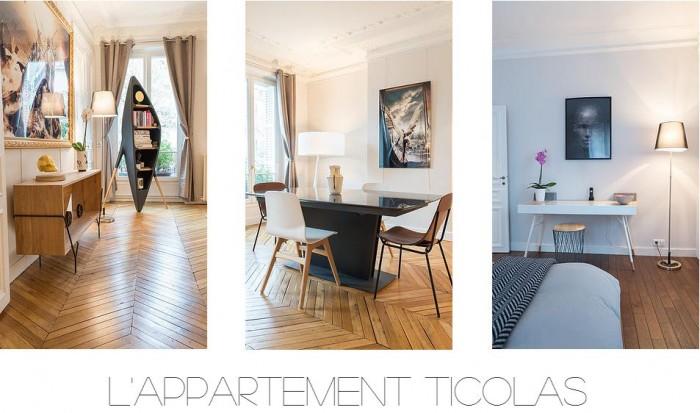 L'Appartement de TicOlas
