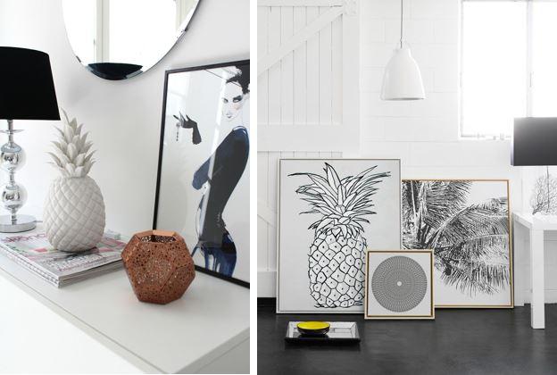 Comment bien organiser son bureau la maison aventure d co for Ananas deco maison