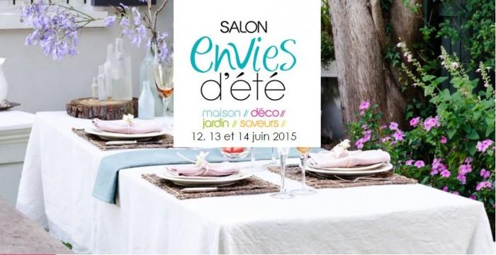 Salon Envies d'été – 12.13 & 14 juin