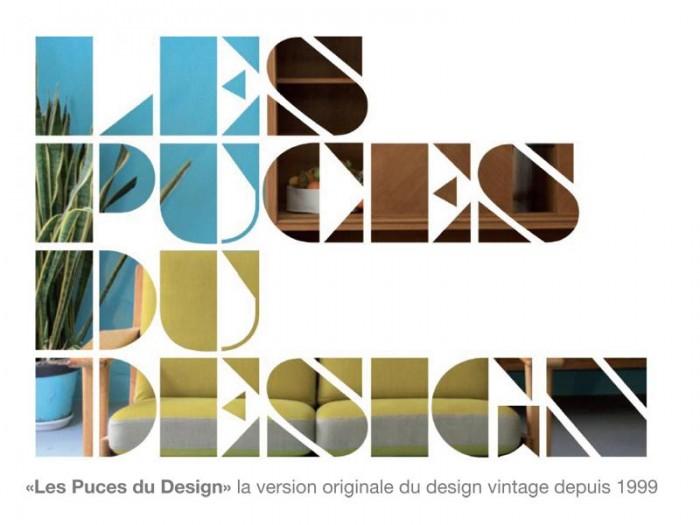 Les Puces du design – 28 au 31 Mai
