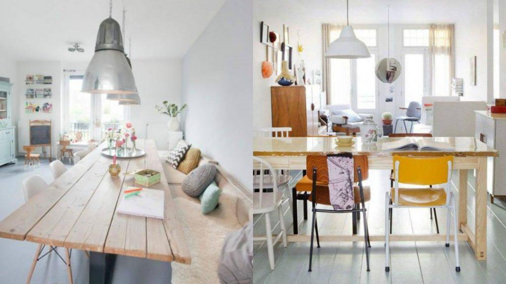 Une salle à manger multifonction - Aventure Deco
