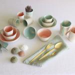 Collection Coulures par ENW Céramique