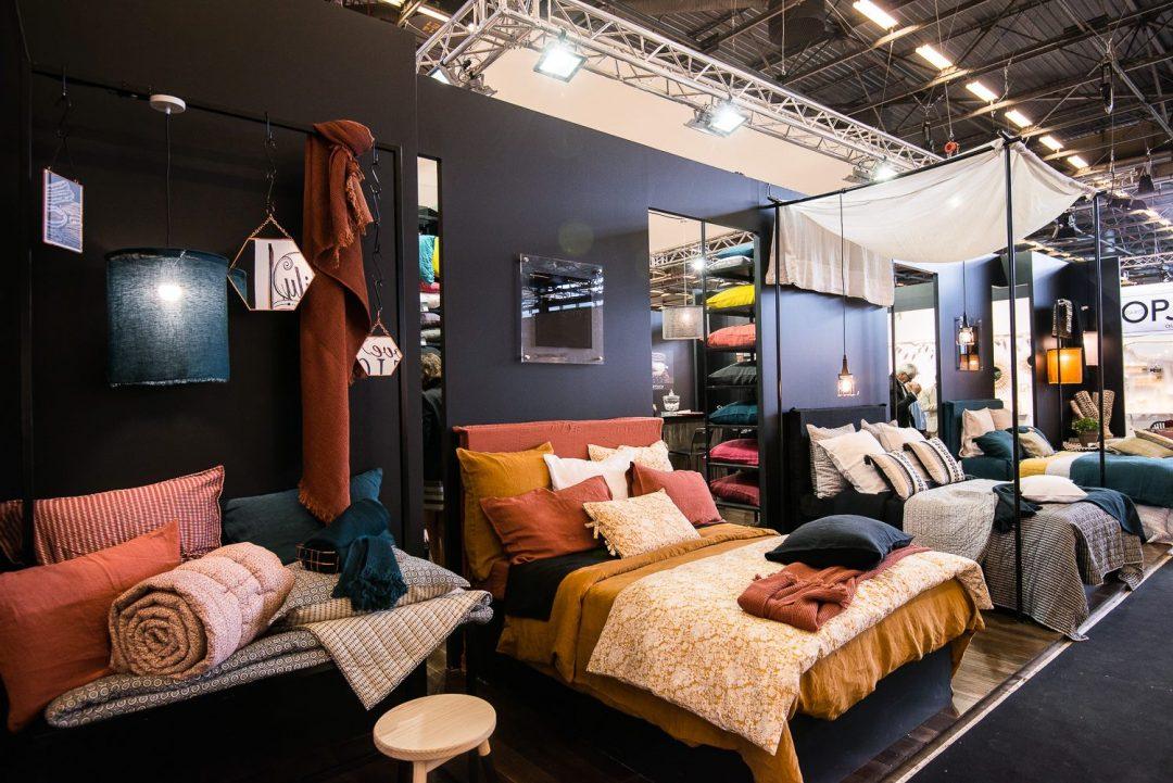 linge de maison harmony avie home. Black Bedroom Furniture Sets. Home Design Ideas